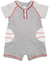 Mud Pie Baby Shortall One Piece