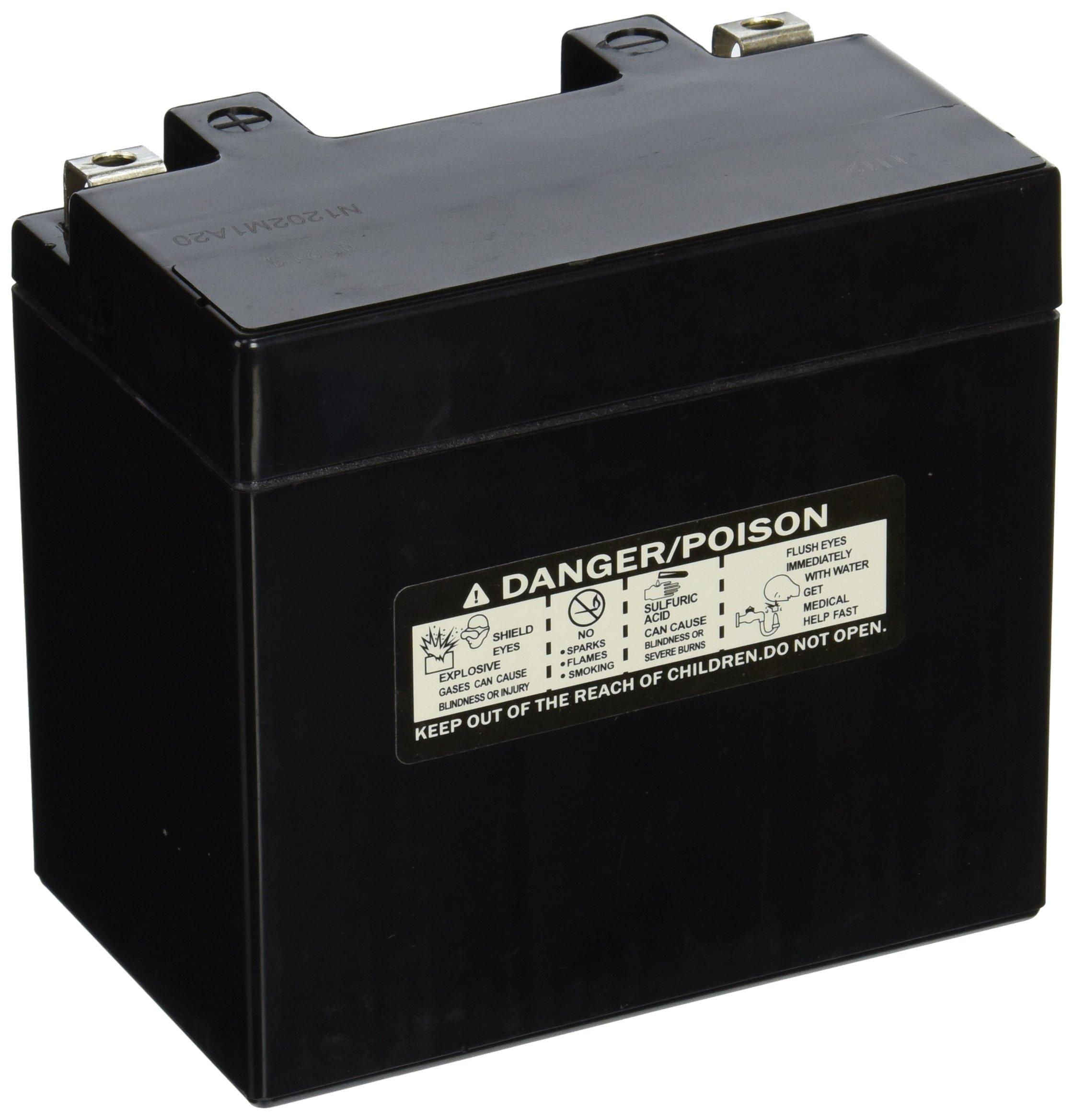 Power-Sonic (PTZ7S) Sealed Maintenance Free Powersport Battery by Powersonic (Image #2)