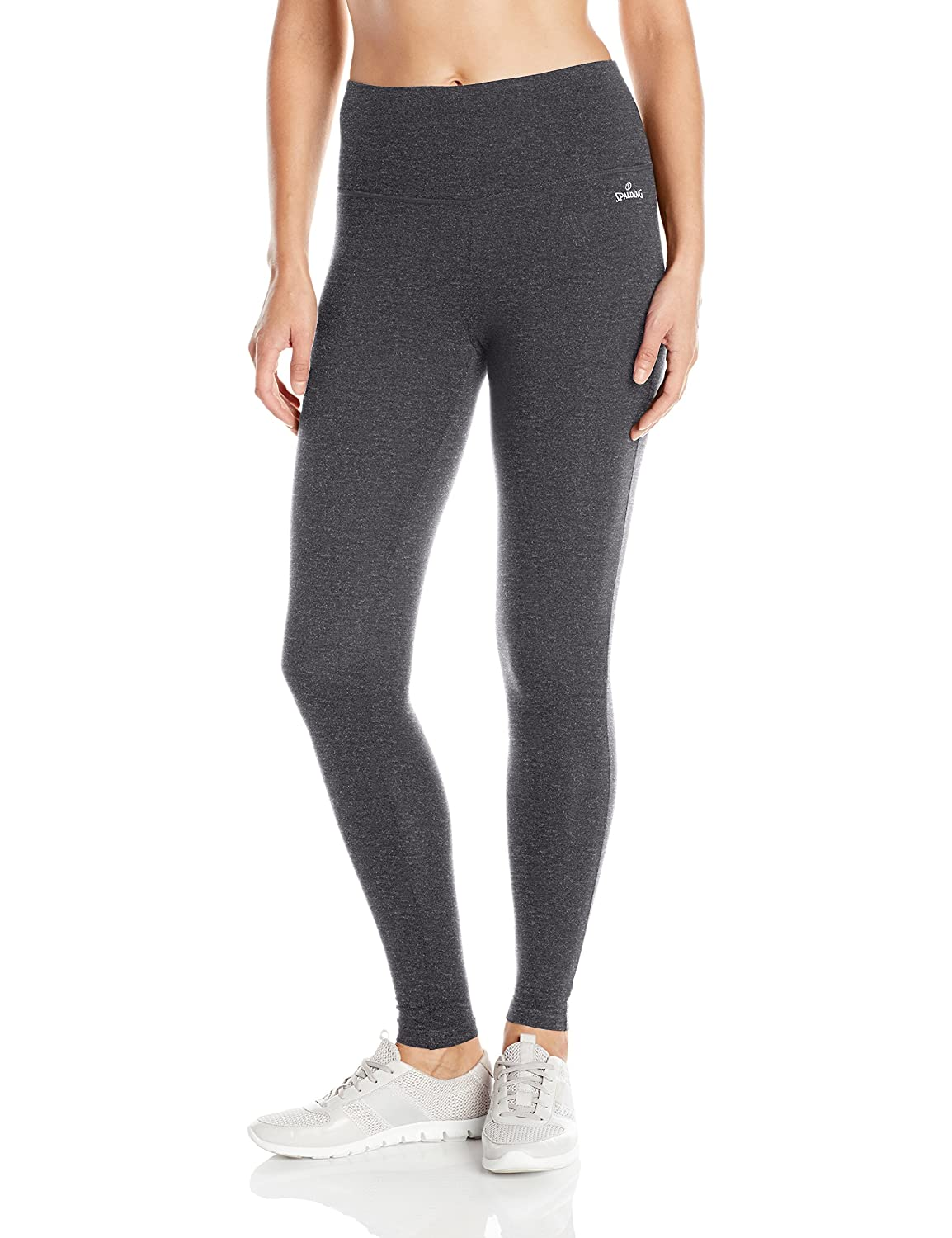 2283ff7d804d2 Spalding Womens High-Waisted Legging Leggings: Amazon.ca: Clothing &  Accessories