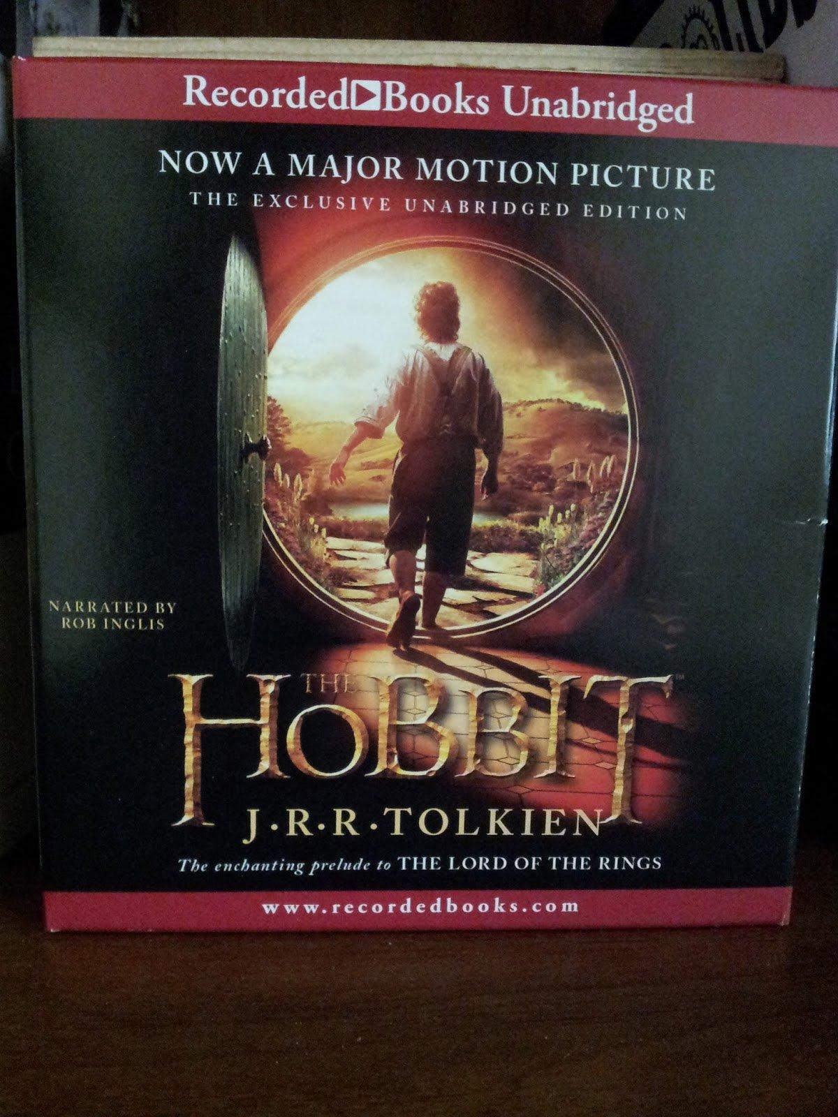 The Hobbit By J.R.R. Tolkien, Rob Inglis A Audiobook: Amazon.es: -Author-: Libros