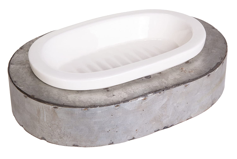 Amazon.com: Vintage Inspired Country Rustic Ceramic Antique Soap ...
