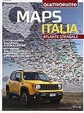 Qmaps Italia. Atlante stradale. Quattroruote