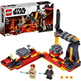 LEGO Star Wars: Revenge of The Sith Duel on Mustafar 75269 Anakin Skywalker vs. OBI-Wan Kenobi Building Kit