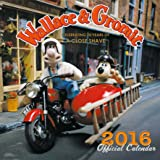 The Official Wallace & Gromit 2016 Square Calendar