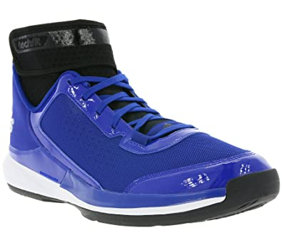 low priced f1bde 7ba5e adidas Performance Crazy Ghost 2015 Mens Basketball Shoes Blue D69549,  Size50