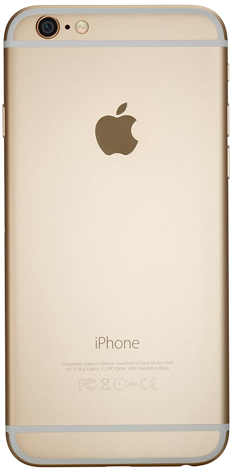 Amazon Apple IPhone 6 GSM Unlocked 16GB Gold Cell Phones Accessories
