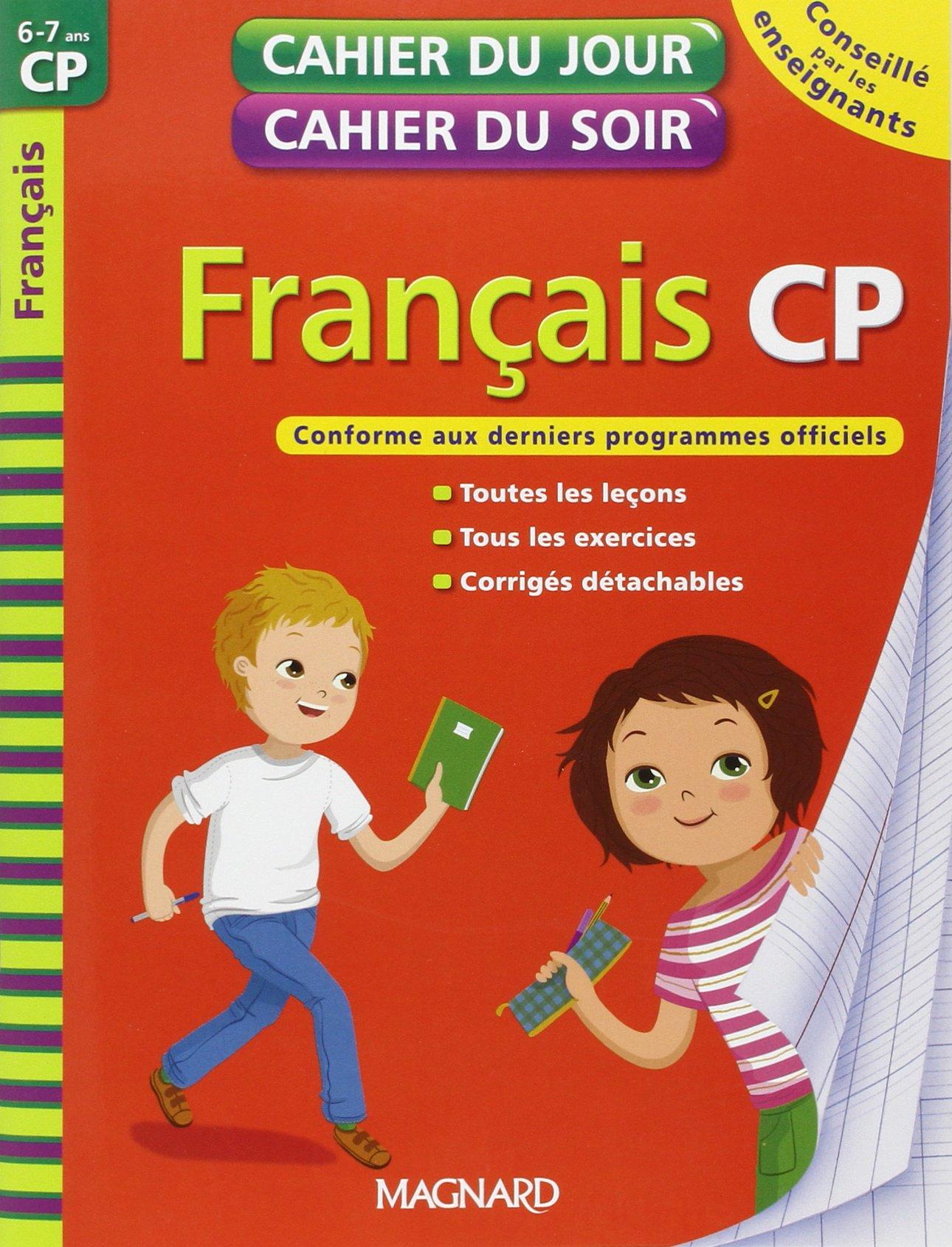 Amazon Fr Francais Cp Magnard Livres