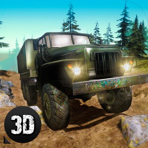 Offroad Truck Driving Simulator - Log Truck Games