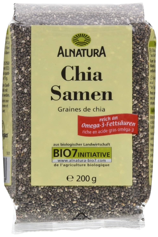 Alnatura Bio Chiasamen, 200 g: Amazon.de: Amazon Pantry