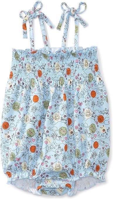 Zutano Baby Girls Windy Days Organic Short