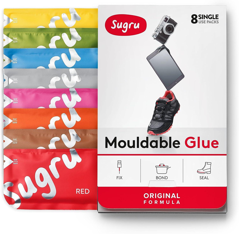 Amazon.com: Sugru - Pegamento moldeable fórmula original ...