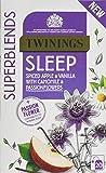 Twinings Superblends Sleep Tea 20 Bag (Pack of 4)