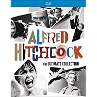Alfred Hitchcock: The Ultimate Collection on Blu-Ray