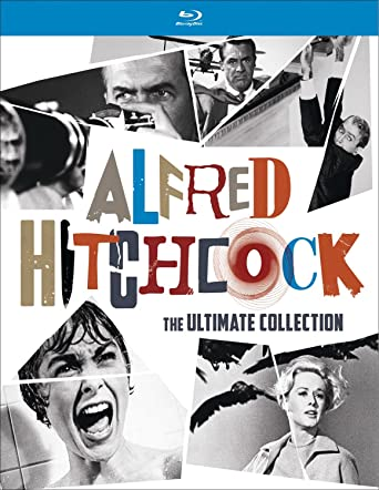 A list of alfred hitchcock movies