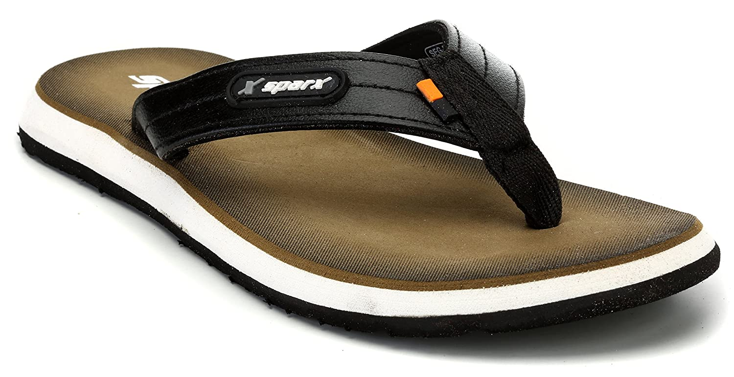 e0c89a7cc01a06 Sparx Men s Pvc Flip-Flop  Buy Online at Low Prices in India - Amazon.in