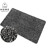Door Mat Indoor Small Doormat Absorbent Non Slip Welcome Door Mat Garage Door Mat Bathroom Mat Machine Washable