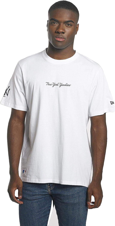 A NEW ERA Hombres Ropa Superior/Camiseta MLB Elegance NY Yankees XL: Amazon.es: Ropa y accesorios