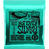 Ernie Ball Not Even Slinky Nickel Wound Set, .012 - .056