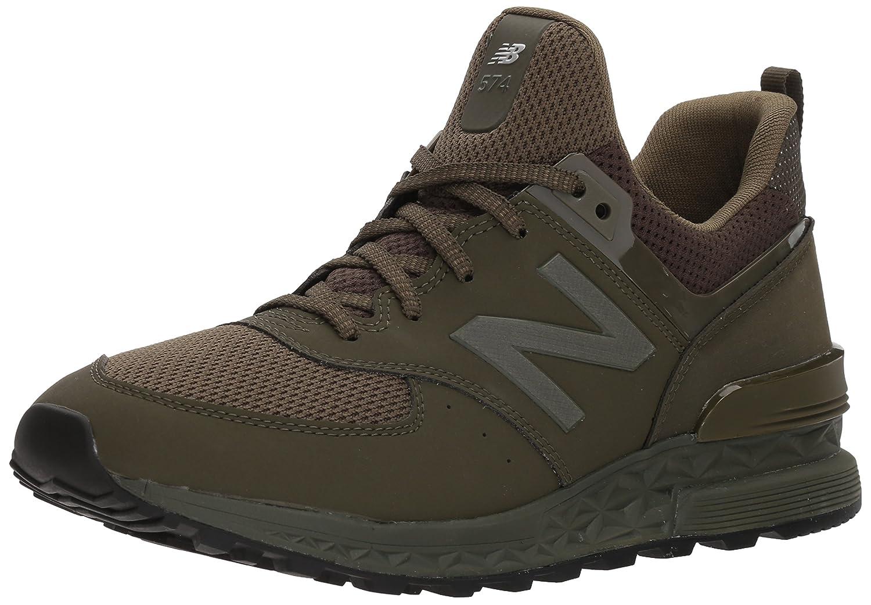 New Olivgrün Balance Herren Ml574v2 Sneaker Olivgrün New b85724