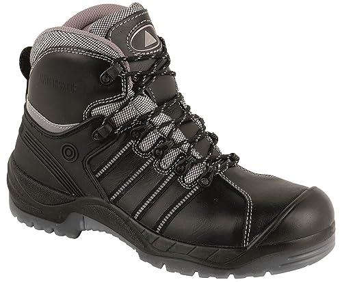 Deltaplus - Calzado de protección para hombre negro negro e8R0BV