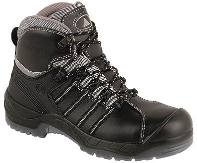Delta Plus nomads3 656 WR - Bota de Seguridad para Hombre Botas de Trabajo Calzado de protección: Amazon.es: Zapatos y complementos
