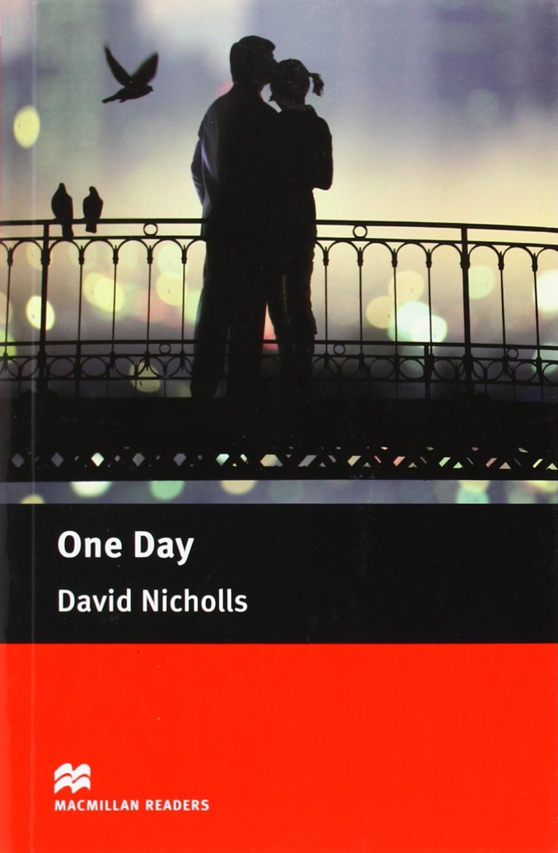 One Day Macmillan Readers Intermediate Amazon Co Uk David Nicholls 9780230422322 Books