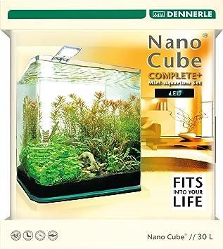 dennerle 6022 nanocube complete plus led 30 l amazon co uk pet