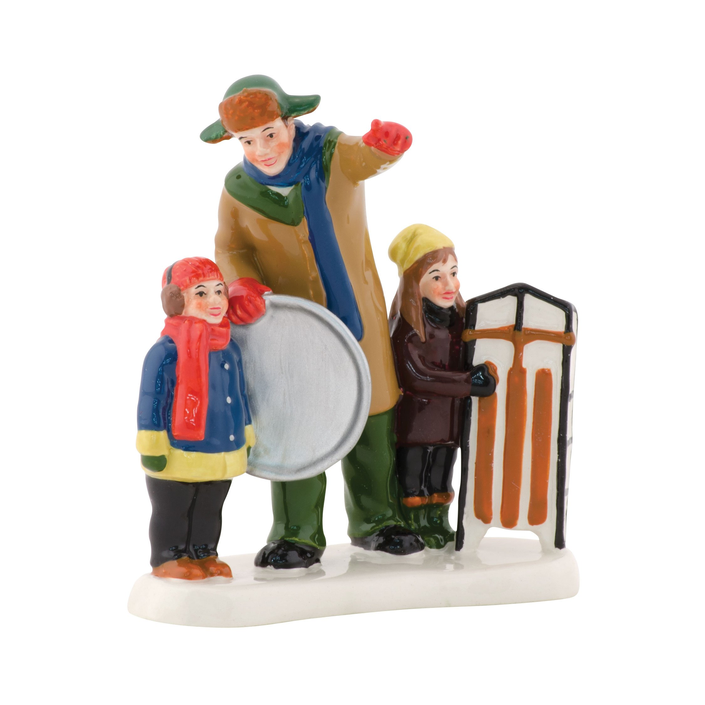 Department 56 Snow Village National Lampoon Christmas Vacation Bingo Accessory Figurine by Department 56