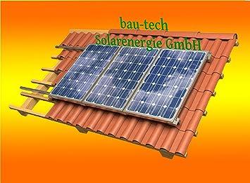 Solarthermie 3-fach Verstellbar Aus Edelstahl Befestigungsmittel Solarenergie 10 Dachhaken Für Photovoltaik