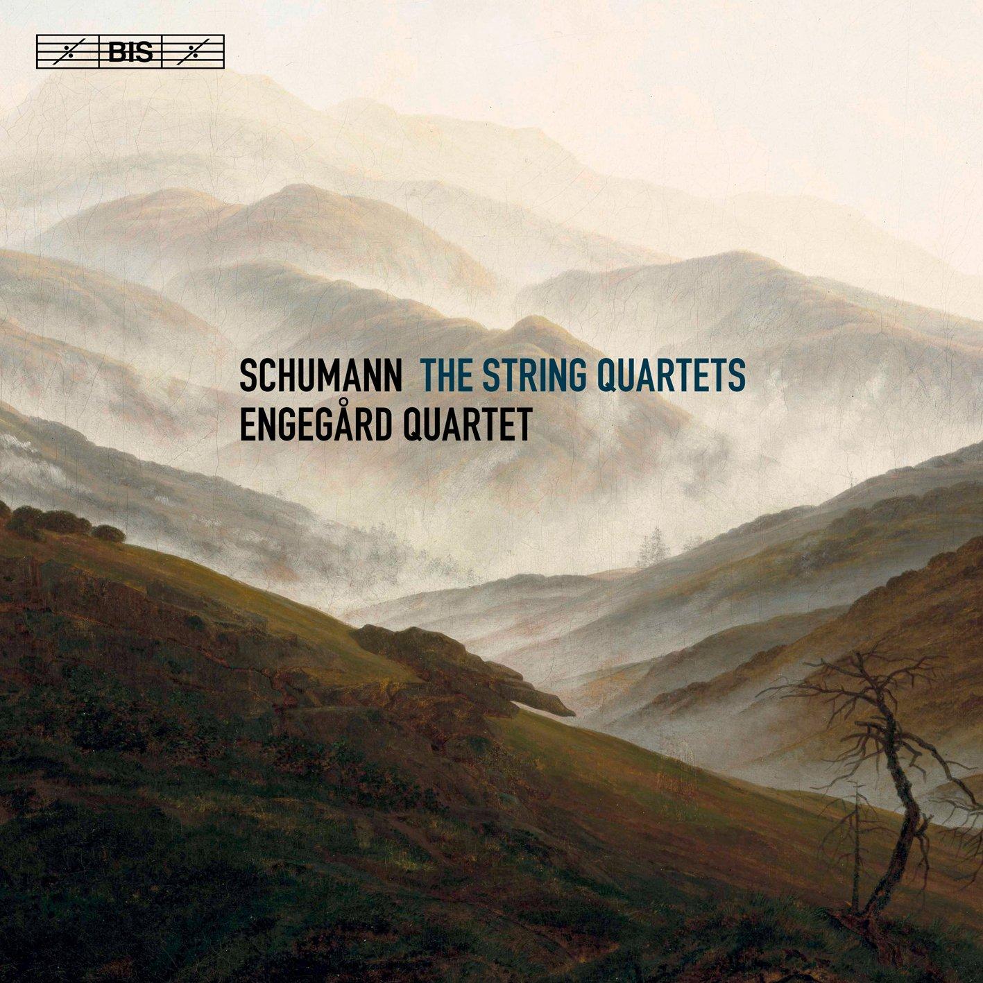SACD : ENGEGARD QUARTET - String Quartets (Hybrid SACD)