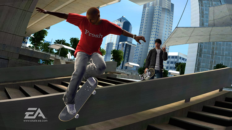 Скачать игру на пк скейт 3