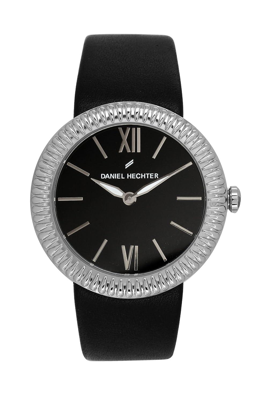 Daniel Hechter Damen-Armbanduhr Analog Quarz Leder DHD 007-AA