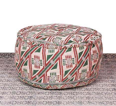 Jaipur Textil Hub algodón sin Relleno Bordado kanthra ...