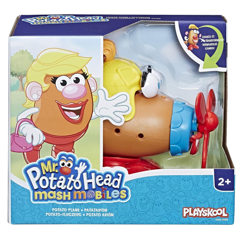 Potato Head - Mr Potato Avión (Hasbro E5859ES0): Amazon.es ...