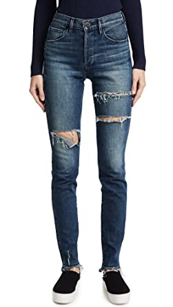 6e372cac 3x1 Women's W4 Shelter Slim Jeans at Amazon Women's Jeans store