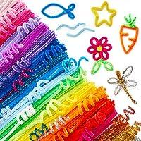 ARTEZA Limpiapipas de Colores para Manualidades | Set