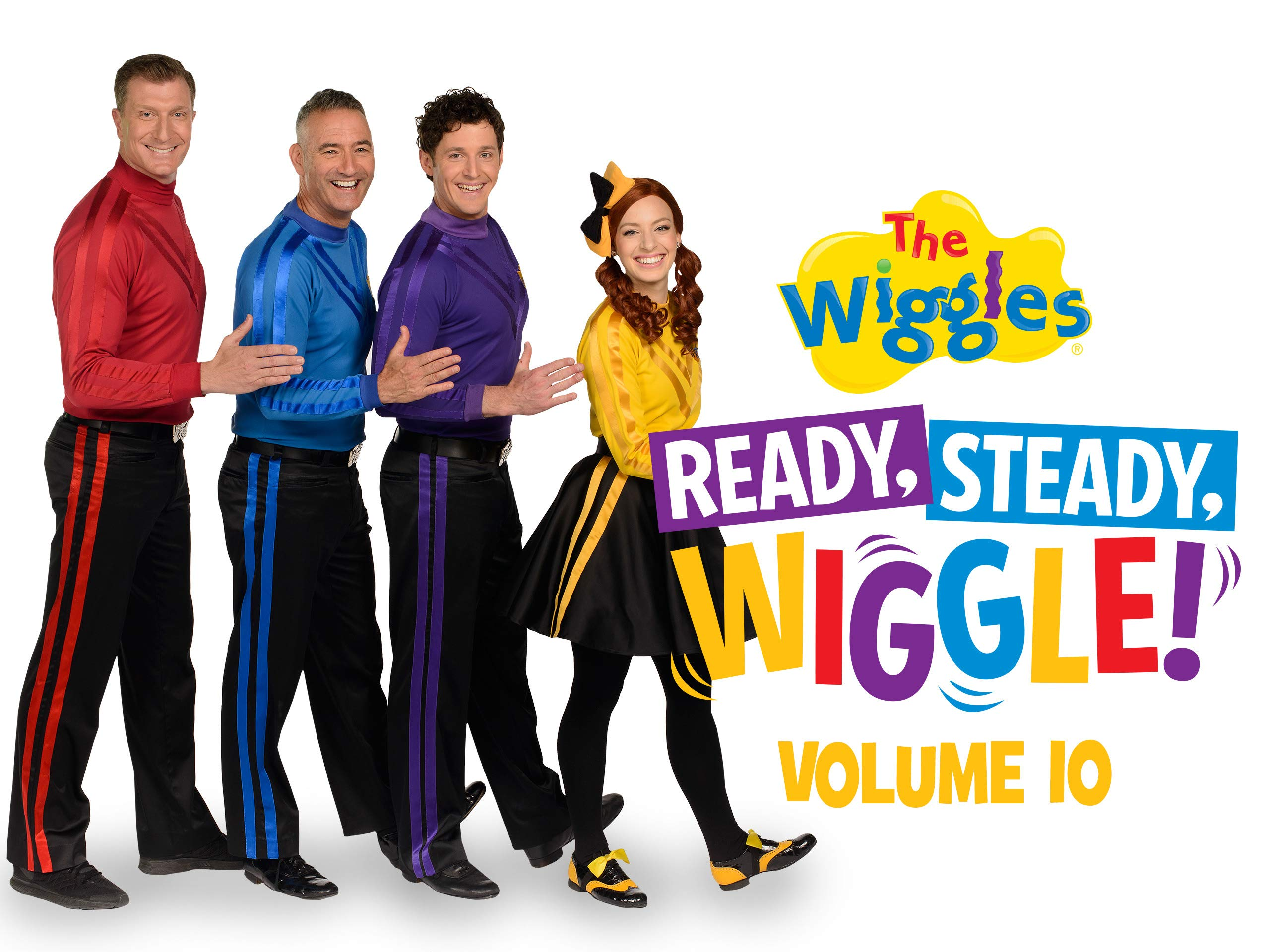 Amazon com: Watch The Wiggles: Ready Steady Wiggle Volume 10 | Prime