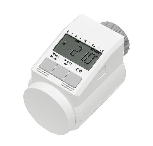 196 opinioni per Eqiva CC-RT-O-CnL-W-R5-2 White thermostat- thermostats (White, M 30 x 1.5, LCD,