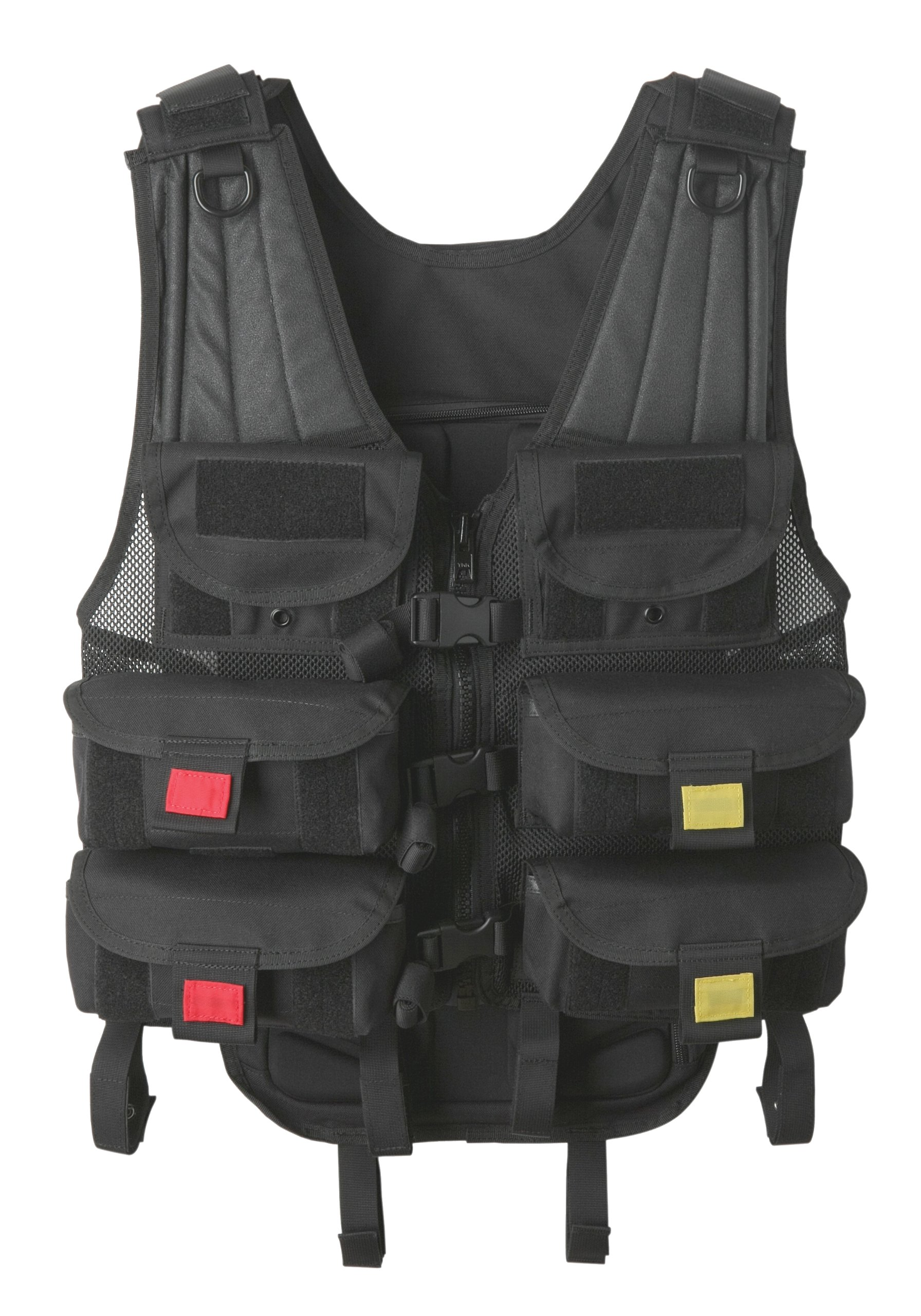 Uncle Mike's Law Enforcement Shotgunner / Breacher Load Bearing Tactical Vest by Uncle Mike's