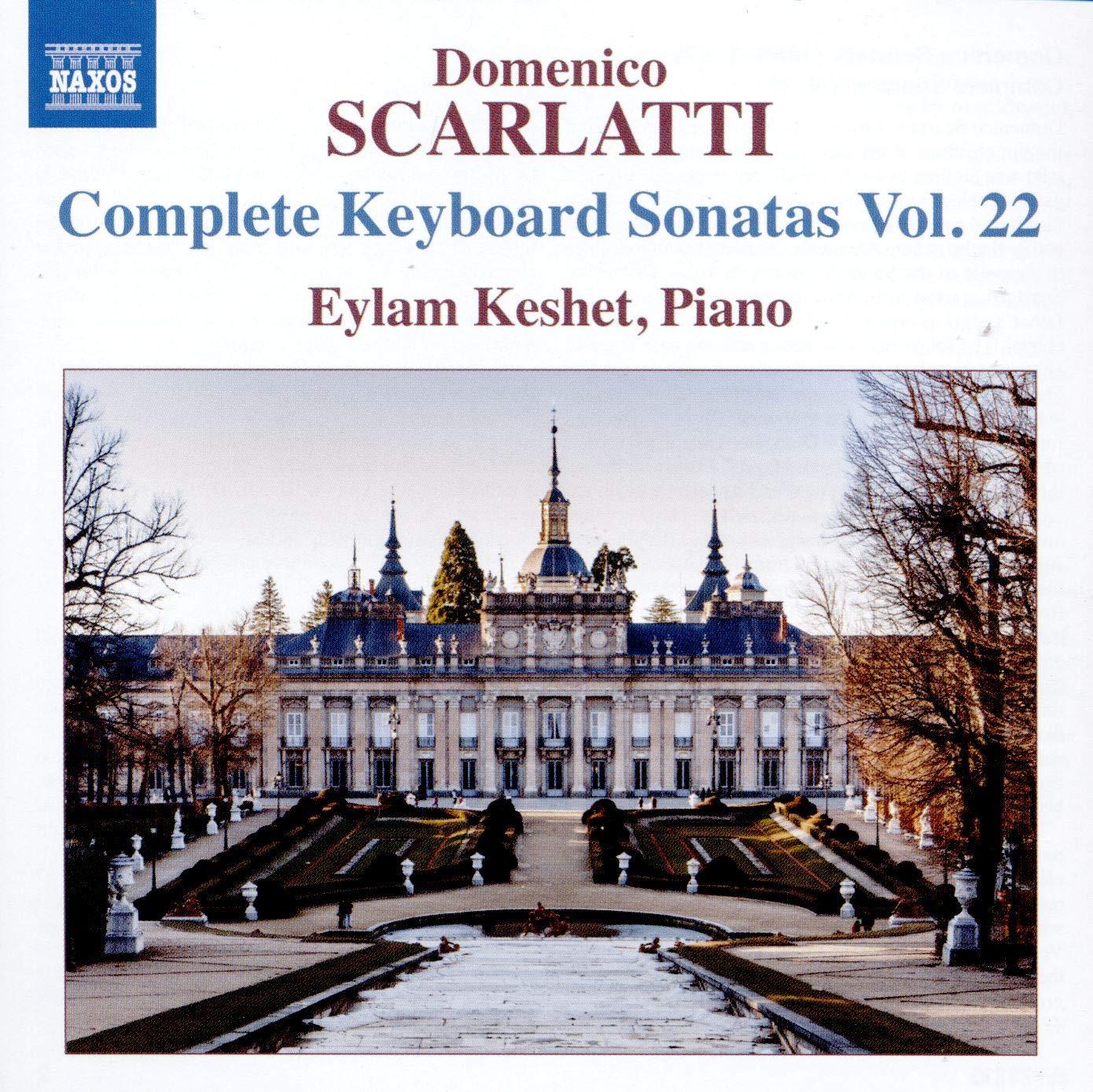 Scarlatti, D.: Sonatas completas para teclado (vol. 22)