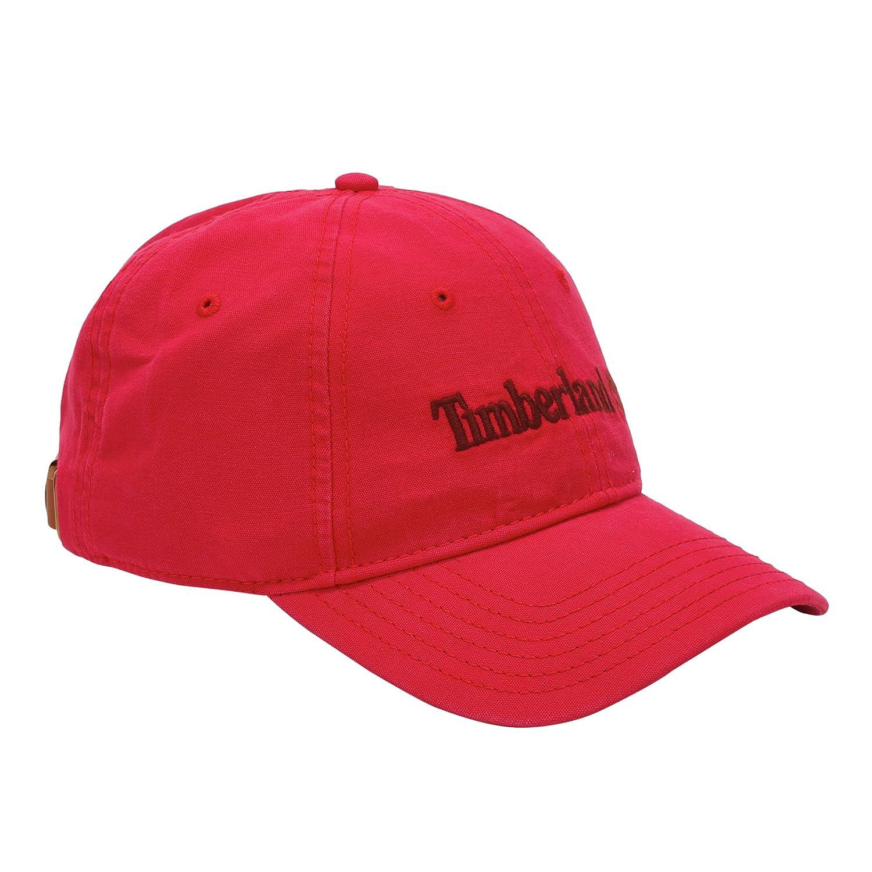 Timberland - Gorra de béisbol - para hombre HAUTE RED Talla única ...