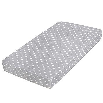 Amazon Com Milliard Memory Foam Crib Mattress Waterproof Cover
