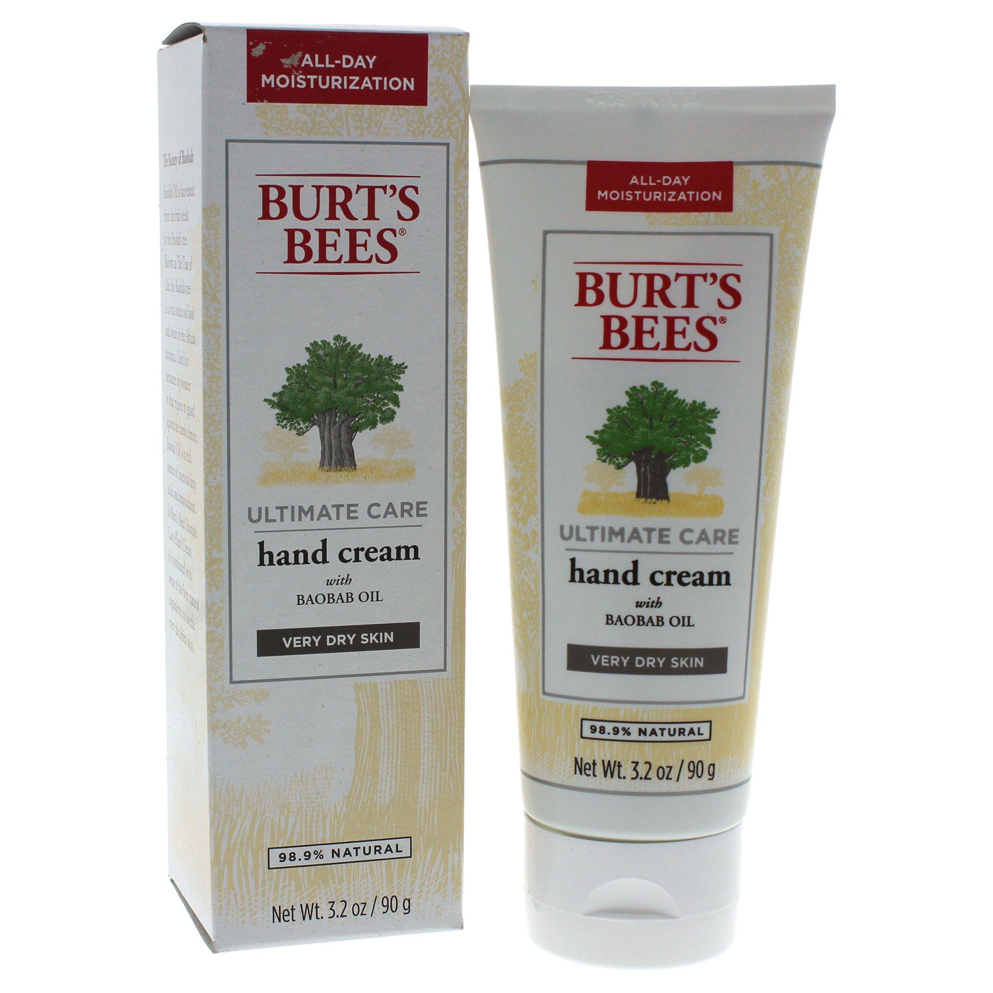 Burt's Bees Ultimate Care Hand Cream, 3.2 Ounces