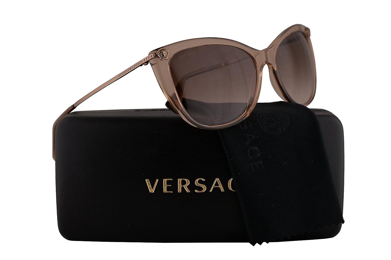 Versace レディース VE4345-B US サイズ: L カラー: ブラウン B07BNTF1DJ