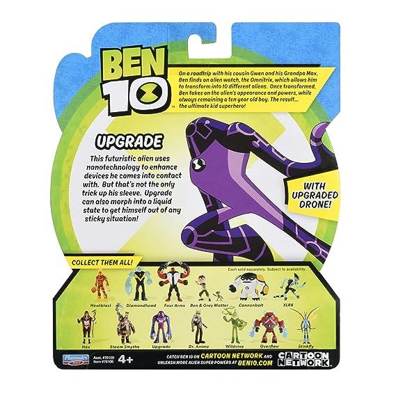 Amazon.com  Ben 10 Upgrade Action Figure  Toys   Games 34105090d8