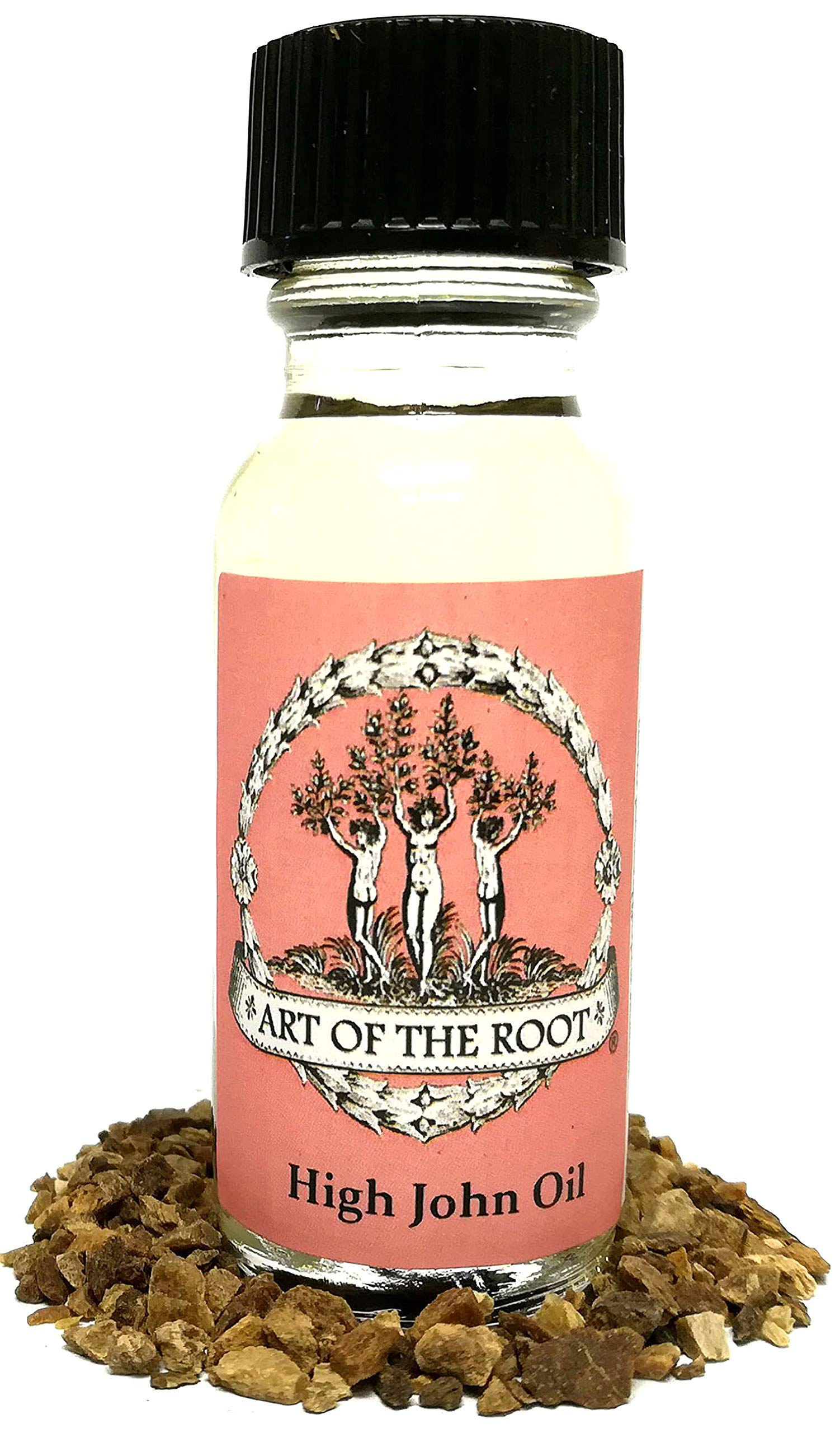 High John The Conqueror Oil 1/2 oz Hoodoo Wiccan Pagan Voodoo