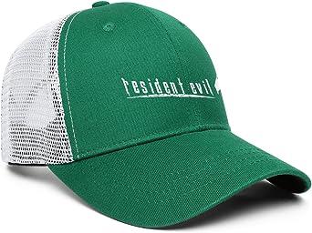 Resident Evil Hat Baseball Cap Adjustable Anime Fashion Hip-hop Casual Hats