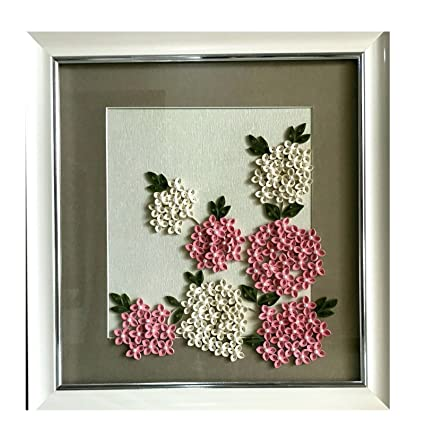Framed Quilling Art Paper Quilling Frames Quilles Art Sandali