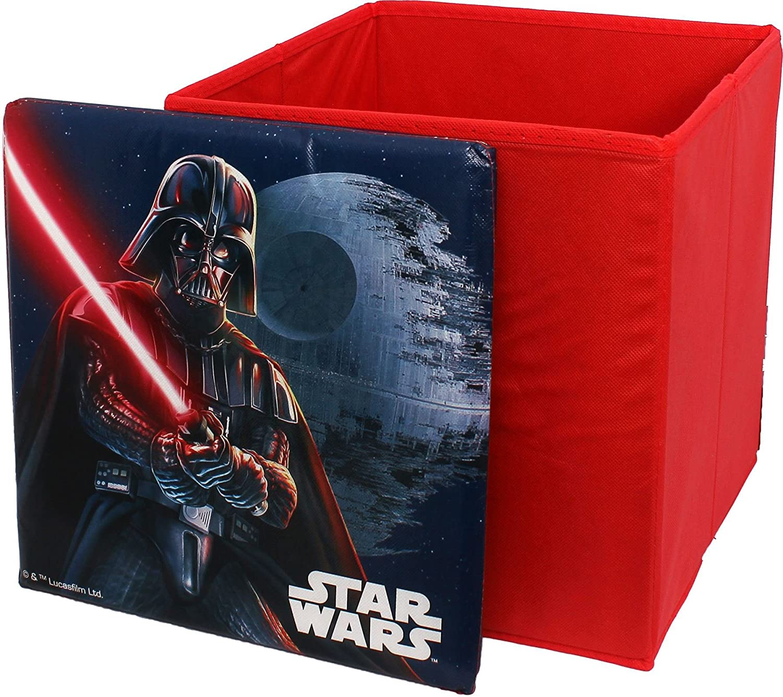 Star Wars Square Shaped Childrens Storage Box By BestTrend