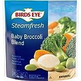 Birds Eye Steamfresh Baby Broccoli Blend, Keto Friendly Frozen Vegetables, 10.8 OZ